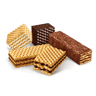 I nostri Wafer | Loacker
